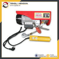 Hot sale light duty electric lifting hoist
