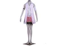 Hot Anime Cosplay Final Fantasy Costume 13 Adult Serah Farron Costumes