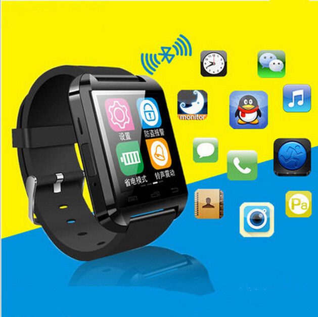 Cheapest U8 Bluetooth Smart Wrist Watch Phone For Android&IOS in stock