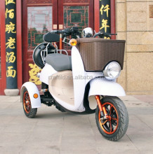 China high speed Electric motorbike 650w T6 3 wheels motorcycles 60V Electric tricycle for women