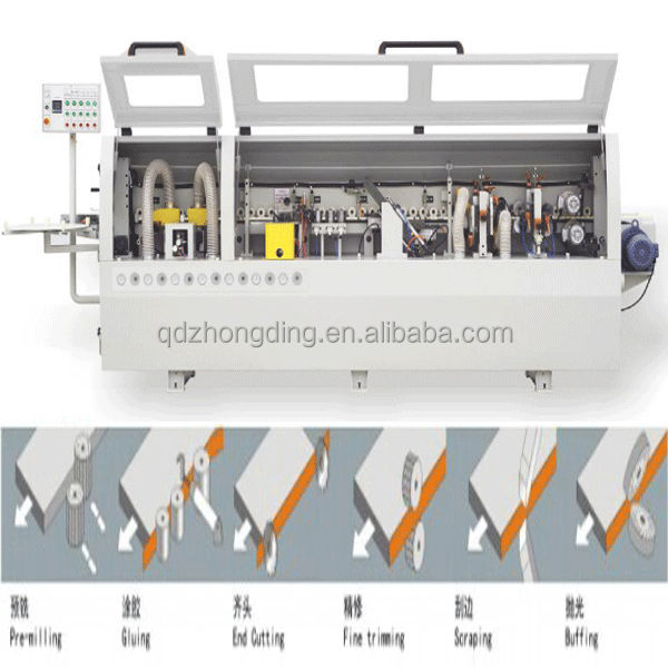 wood Edge banding machine for melamine board