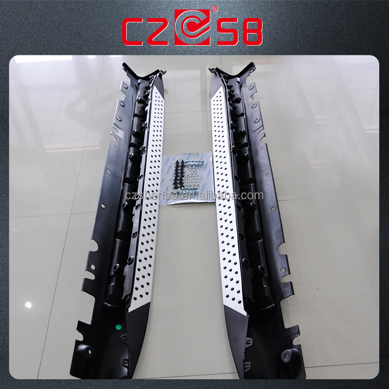 Auto accessories Running board for BMW X5/E70/ Auto accessories side step for BMW X5/E70
