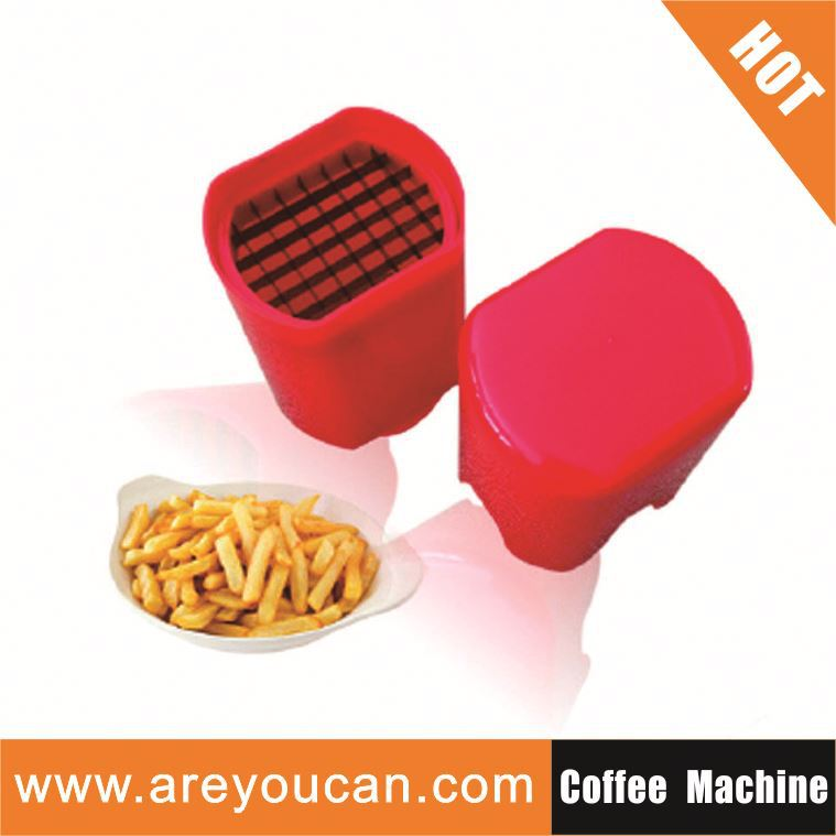 Home Use Mini Manual potato chips slicing machine/potato chips cutter