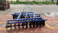 light duty farm disc harrow 3-point disc harrows 3 point hitch attachments