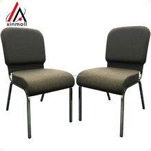 High quality stackable interlocking church seat for sale