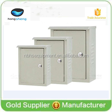 Junction Box Type and IP67 Protection Level galvanized steel junction box