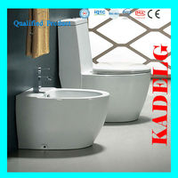 China Manufacturer Bathroom Accessories AAA Quality American Standard Toilet with Bidet Ceramic Bathroom Set