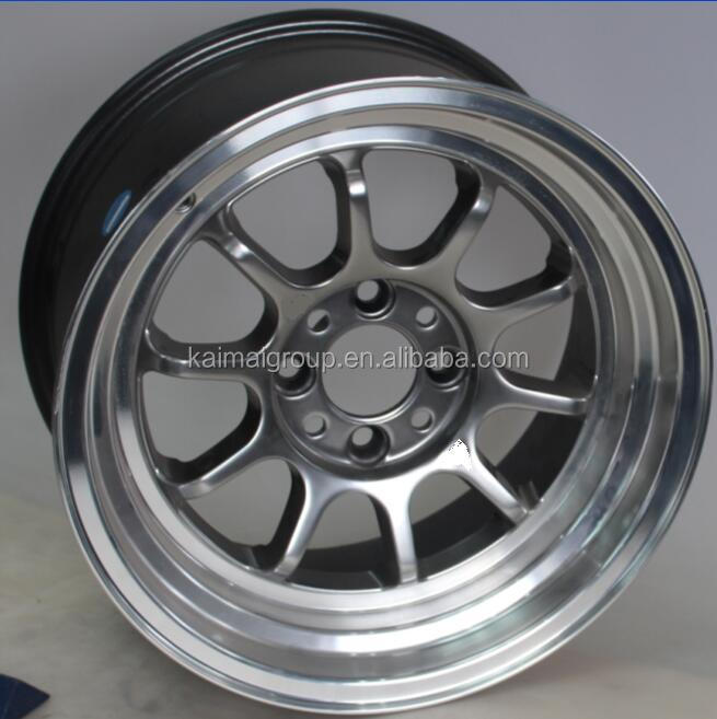"15x8"" alloy wheel rim 4x100/4x114.3"