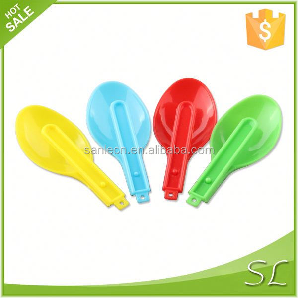 Best sales high quality kids food foldable plastic spoon