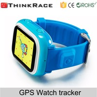 GPS watch worlds smallest sim card gps tracking device with geo fence