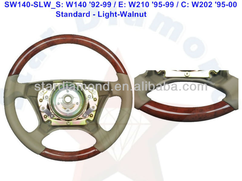 For M e r c e d e s B e n z Car Accessories Auto Steering Wheel