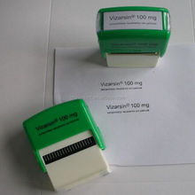 5 different sizes available China cheap cost self-inking stamp custom stamps Self ink stamp