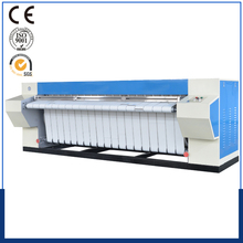 Commercial automatic sheet ironing machine laundry price