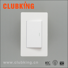 A3 Made in China PC Panel Electric Power On Off Switch