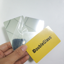 One Mirror <strong>Card</strong> One Customized PVC <strong>Card</strong> Gift Mirror <strong>Card</strong>