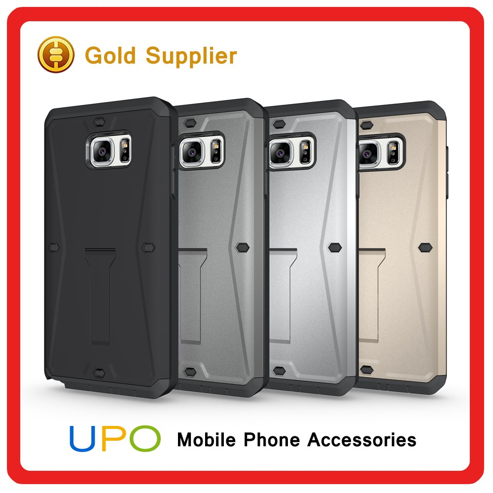 [UPO] 3 in 1 Shockproof Waterproof Hybrid Combo Armor Tank Hard Plastic Case for Samsung Galaxy Note 5