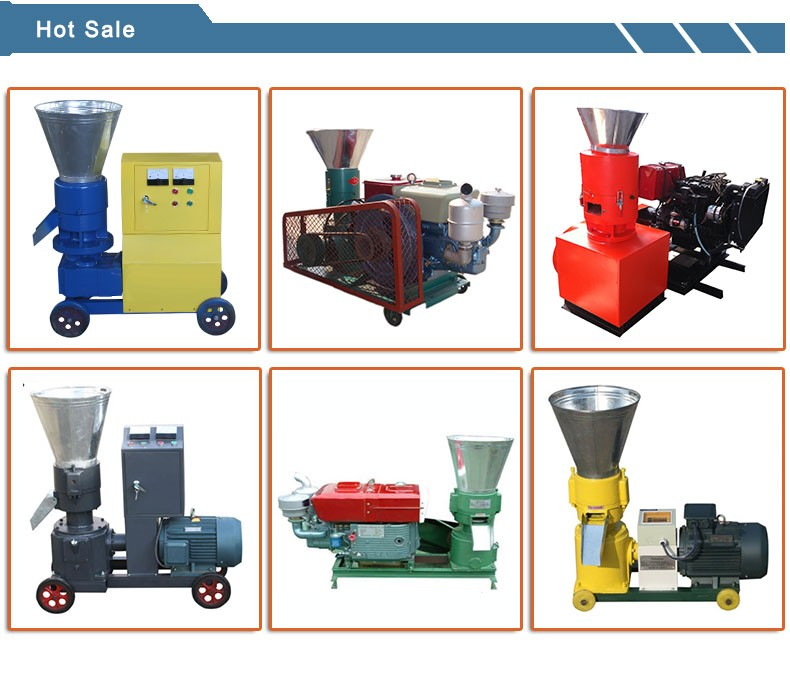 Professional Animal Feed Pelletizing Machines Mill