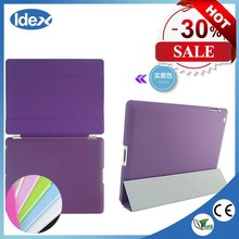Ultra Thin Slim Light Three Fold Stand Function Cover for ipad air