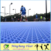 outdoor waterproof interlocking futsal flooring