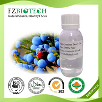 100% pure nature low price essential oil juniper berry oil