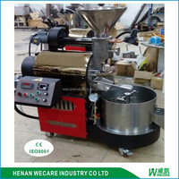 3 kg gas type coffee roaster machine