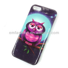 Fancy Brand New Cute Owl Pattern Cell Phone Case Cover