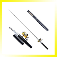 1.0 Meter 1.6 Meter Pen Fishing Rod