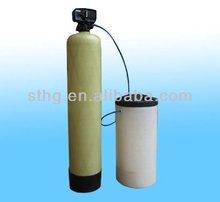 Industrial FRP water plant boiled water softener equipment