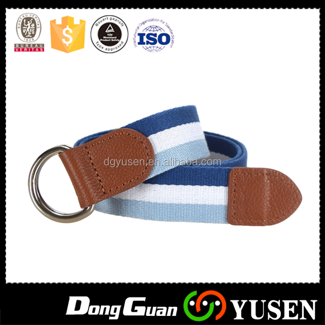 2017 Hot Cheap Canvas Webbing Male Belts Thickening type