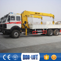 CE certificate truck mounted crane 4x4 rc dump trucks for sale in dubai