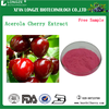 100% natural black acerola cherry fruit extract powder 5:1 10:1 20:1