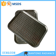 Aluminum Foil Food Container Food Tray Roaster Tray FOR BBQ