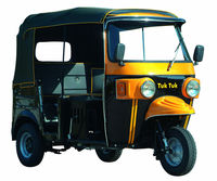 Tuk Tuk Three Wheeler