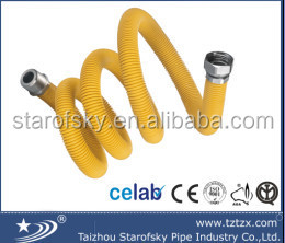 TWIN and SINGLE EPDM insulation solar water heater flexible hose