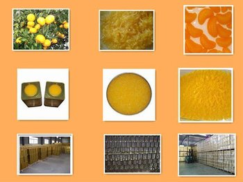 mandarin orange cell sacs
