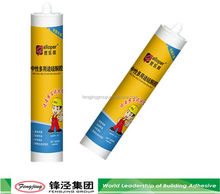 Double adhesive 270g transparent silicone sealant for stone from China