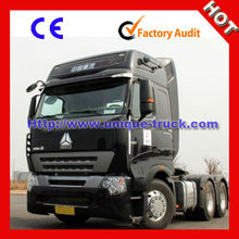 Chinese Famous Heavy Duty Truck HOWO A7 Trailer Head With Low Price