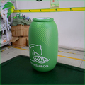 Giant Advertising Air Can Replica Model Inflatable Beer Can Shape for Display
