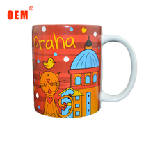 unique shape ceramic coffee mugs/ceramic mugs/wholesale ceramic mugs