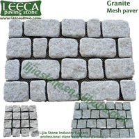Granite stone blocks, road cobblestone, curbstone, cobblestones for sale