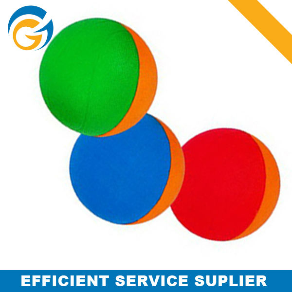 Advertising logo diminutive Sponge PU Foam Balls