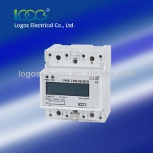 Electric sub meter Single phase watt meter Digital watt hour meter kwh meter digital energy meter electronic meter