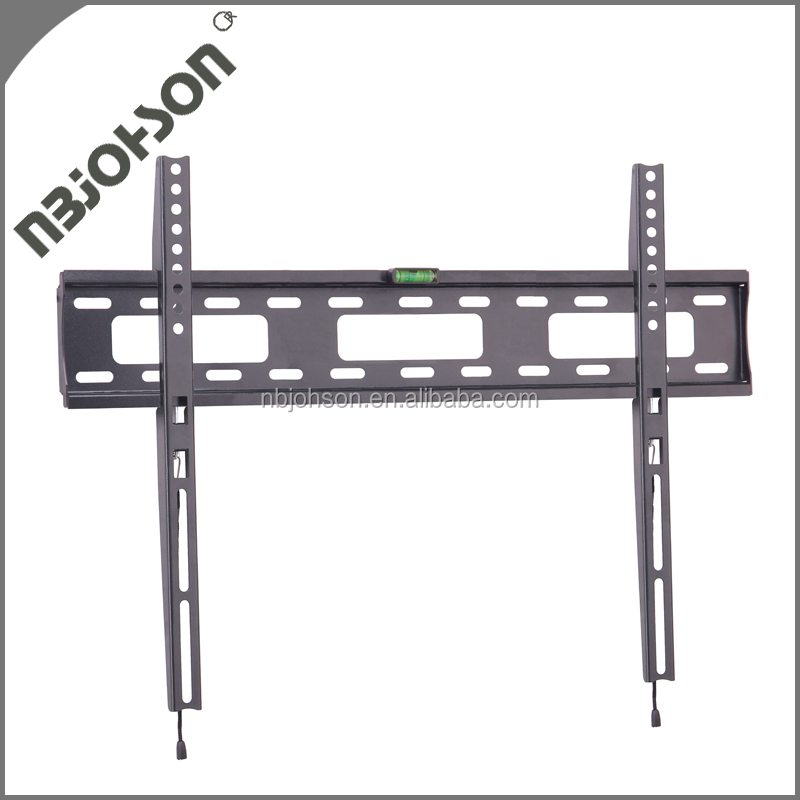 "32""-65"" economy low profile fixed metal lcd tv wall mount (PB-12164F)"