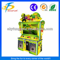 Fruit terminator video cutting fruit game machines