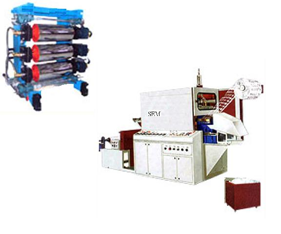 Power Cable Machines & Plastic Extruders & Related Products,