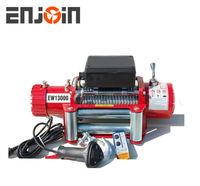 13000lbs 4x4 off road 12v electric winch