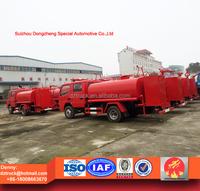 4X2 Water Sprayer fire fighting truck, 5000 liters to 10000 liters water tanker fire truck