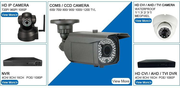 Newly HOT commercial 4 channel CCTV camera kits home network security patrol system