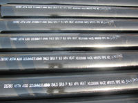 ASTM A106 grade B steel pipe for high temperature service