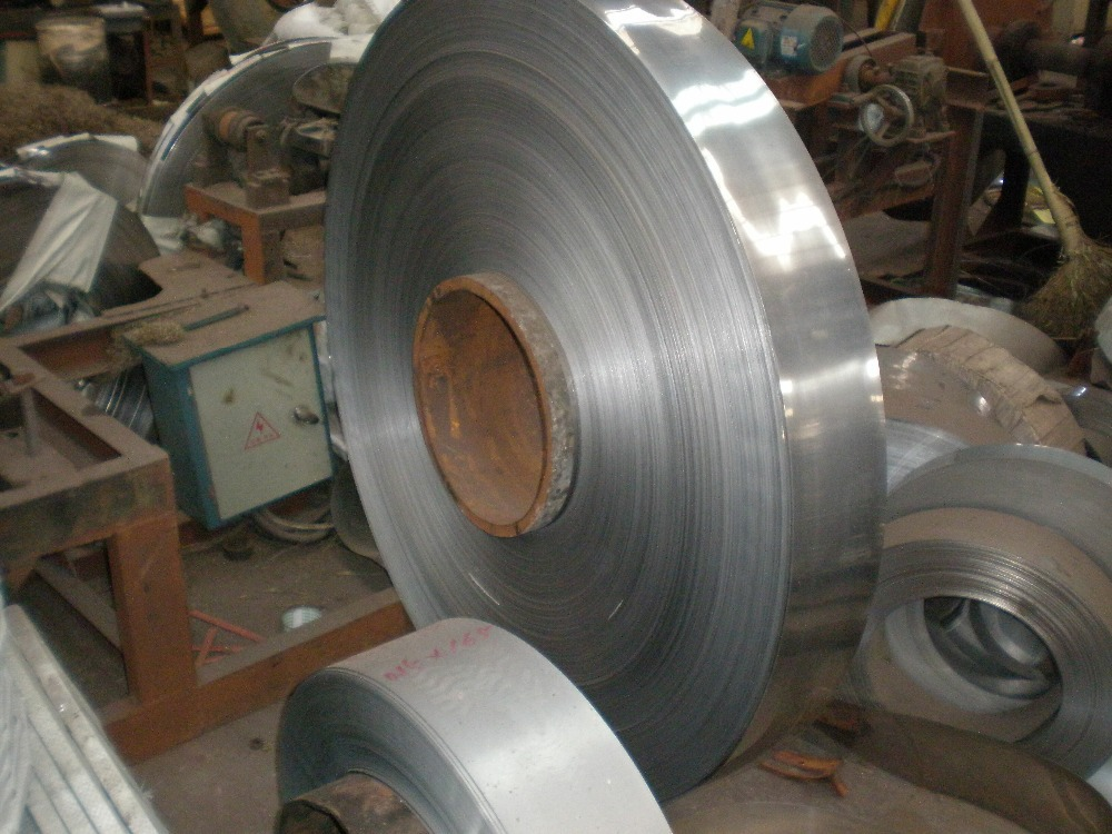 Stainless Steel Strips/Narrow Coils/Band